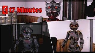 Case Animatronics Less Than 17 Minutes