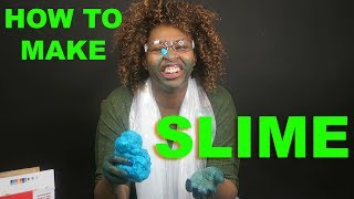 How To Make Slime - GloZell
