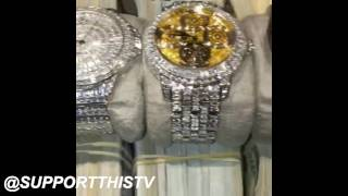 HIPHOP DIAMOND WATCHES (ROLEX,PATEK PHILLIPE,AUDEMARS)(, 2016-10-20T22:06:09.000Z)