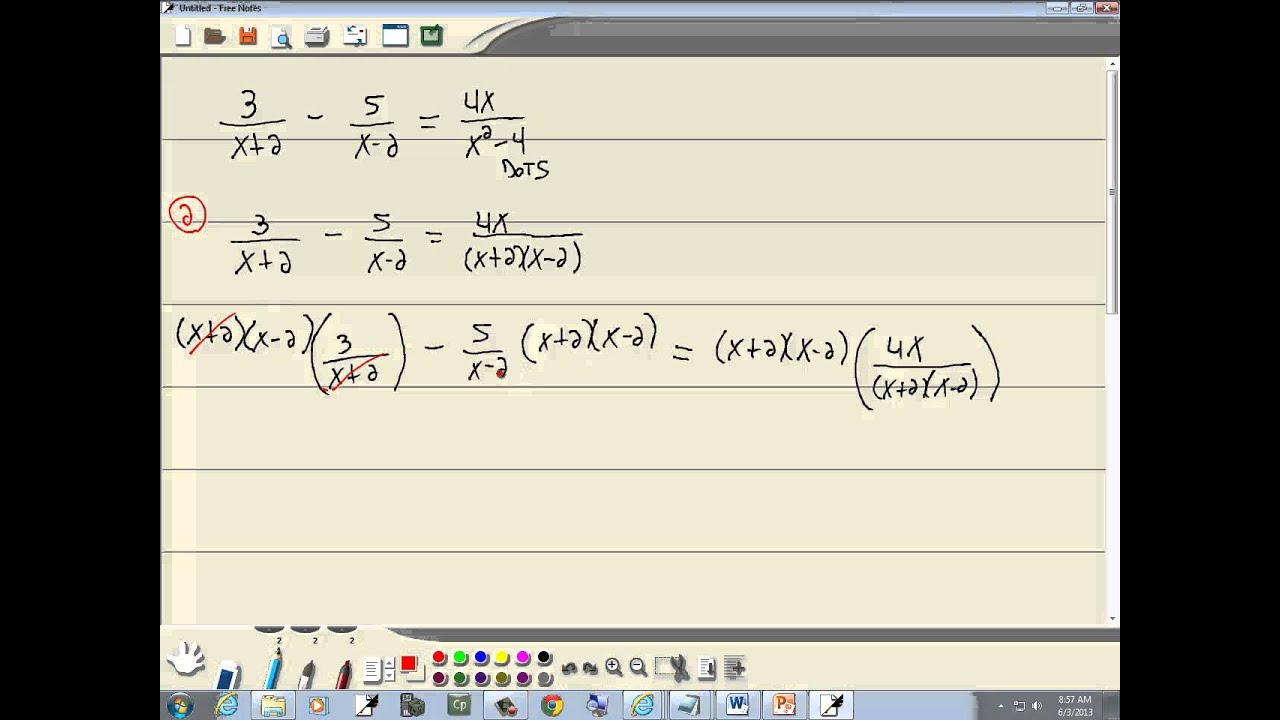 Math Review of One-Step Equations | Free Homework Help