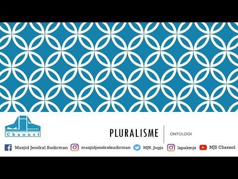 Ngaji Filsafat 19 : Ontologi Pluralisme