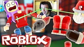 THE LASERS GOT US! | Roblox Mad Mini-Games w/ RadioJH Games!