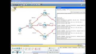 CISCO EIGRP, RIP, OSPF Part 2 Packet Tracer (Tagalog Tutorial)