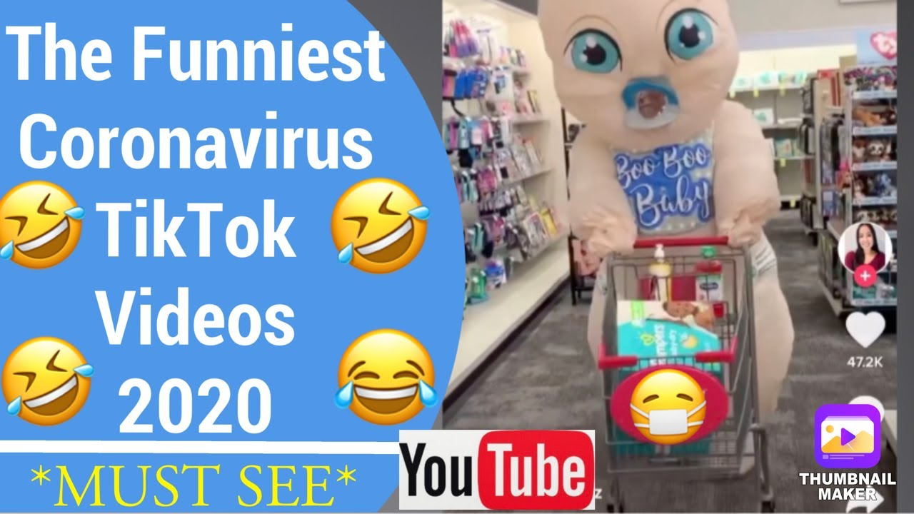 The Funniest Coronavirus TikTok Videos Of 2020 *Must See* ?The Best Corona Virus TikTok Compilation