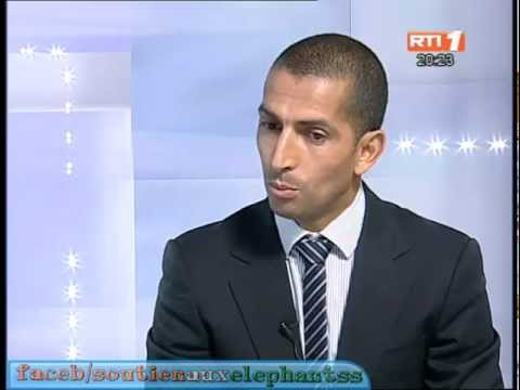 Sabri Lamouchi/ JT de 20H00