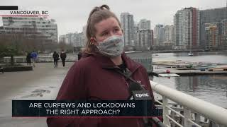 Are curfews and lockdowns the right approach? | Outburst
