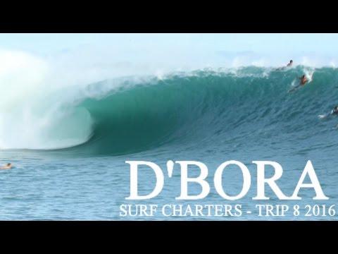 D'Bora Mentawai Surf Charter - Trip 8 July 2016