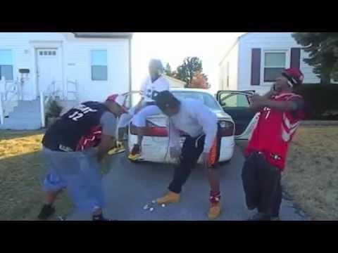 Ghetto Harlem shake