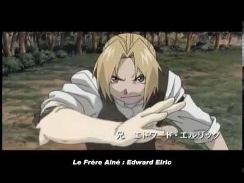 Fullmetal Alchemist The Movie 4th Trailer VOSTF