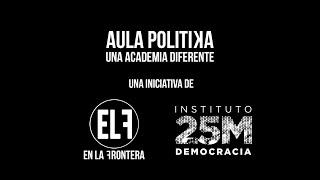 En la Frontera y el Instituto 25M