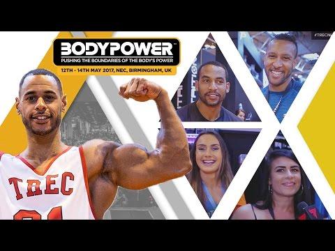 💪👙 BodyPower Expo 2017 - Athletes motivation & tips | Jason Thompson | Birmingham, UK