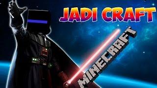 Minecraft JediCraft : Я перешёл на тёмную сторону #1