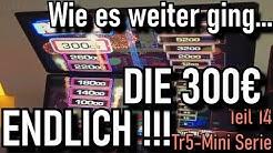 ENDLICH!!! auf 300€ Hochgedrückt doch wie ging es weiter? Spielothek Merkur 2020 Ruhe drin Teil 14