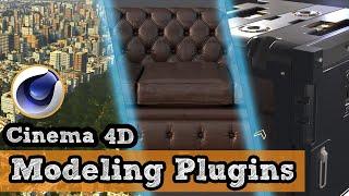 Cinema 4D Plugins for Modeling