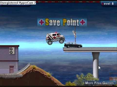 Ambulance Rush Gameplay