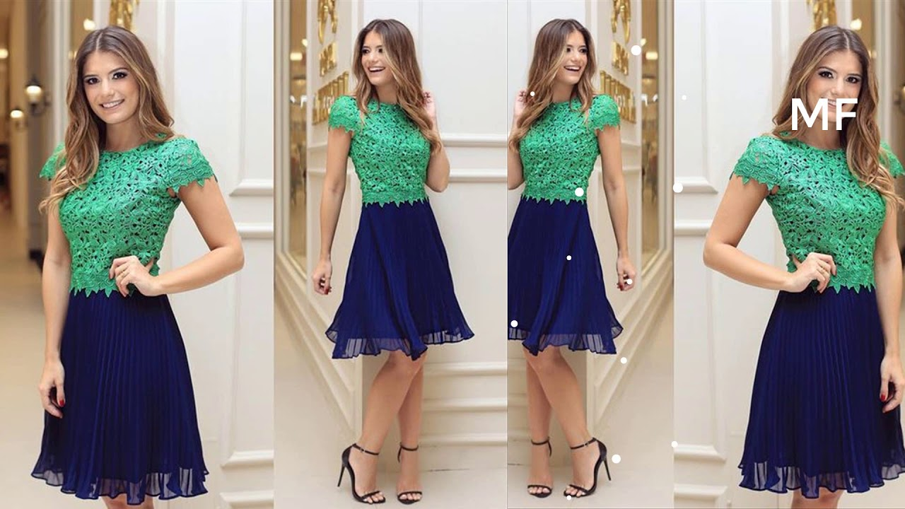 Outfit Juveniles Para Chicas Moda 2017 Fashion 2018 Outfits Vestidos Elegantes 2019