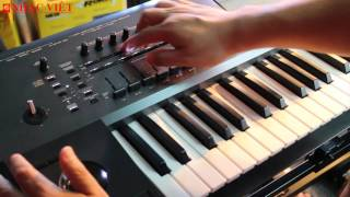 KORG KRONOS X - Hướng dẫn sử dụng Karma Guitar Hero