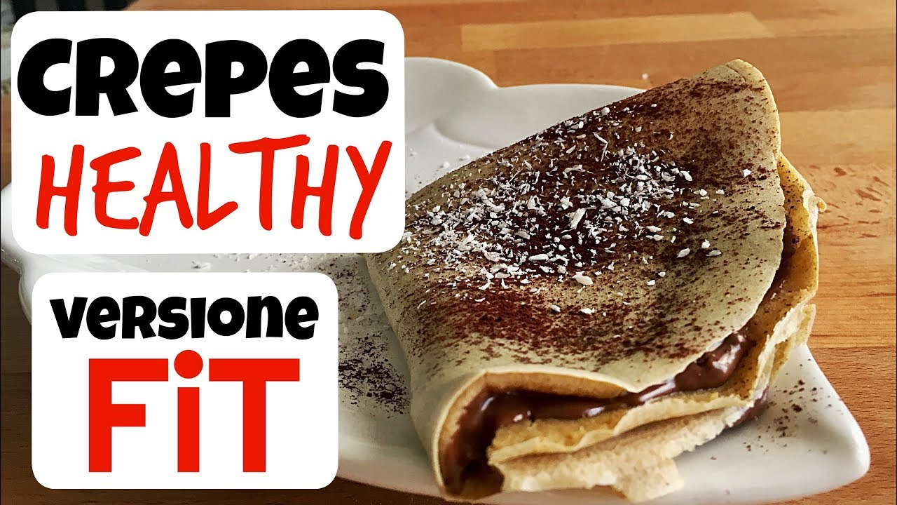 Ricette crepes fit