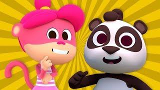 I am a Teddy Bear - Songs for kids, Children's Music | The Children's Kingdom