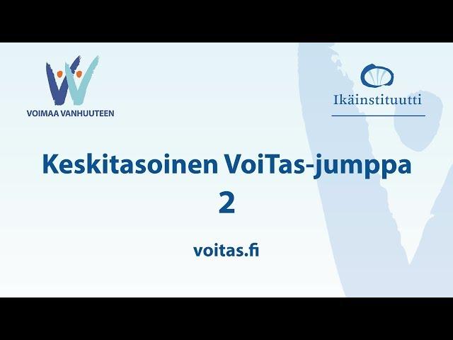 Keskitasoinen Voitas-jumppa 2
