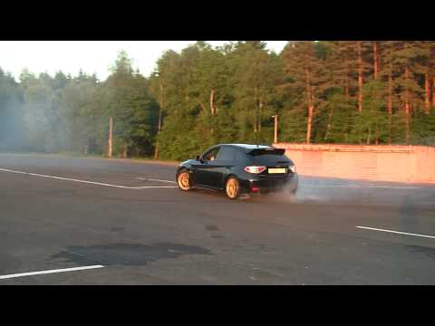 Доработка Subaru Impreza WRX STI