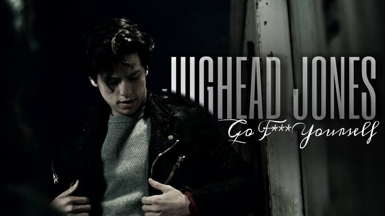 jughead jones go f yourself youtube