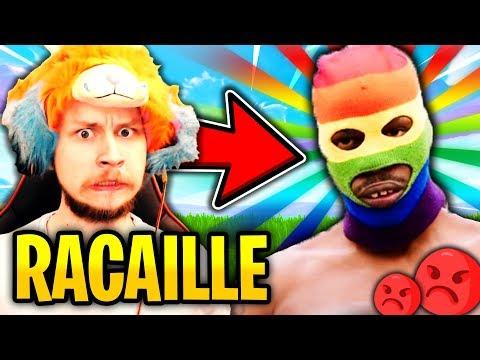 CETTE RACAILLE M'INSULTE ET ME PROVOQUE EN PLEIN LIVE SUR FORTNITE BATTLE ROYALE !!!