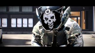 PAYDAY 2: The Death Wish Trailer