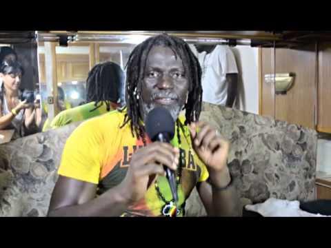 Tiken Jah Fakoly - African reggae superstar!
