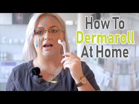 Dermaroller For Beginners - How To Use Your Dermaroller