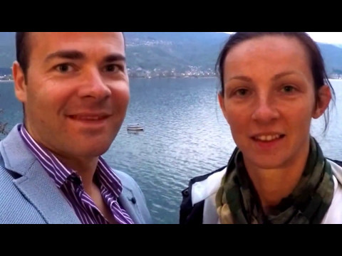 One afternoon in Ohrid Macedonia / Balkans Travel Vlog #9 / Two And A Half Travel