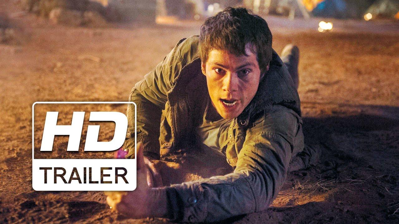 Maze Runner: Prova de Fogo | Trailer Legendado | Oficial HD