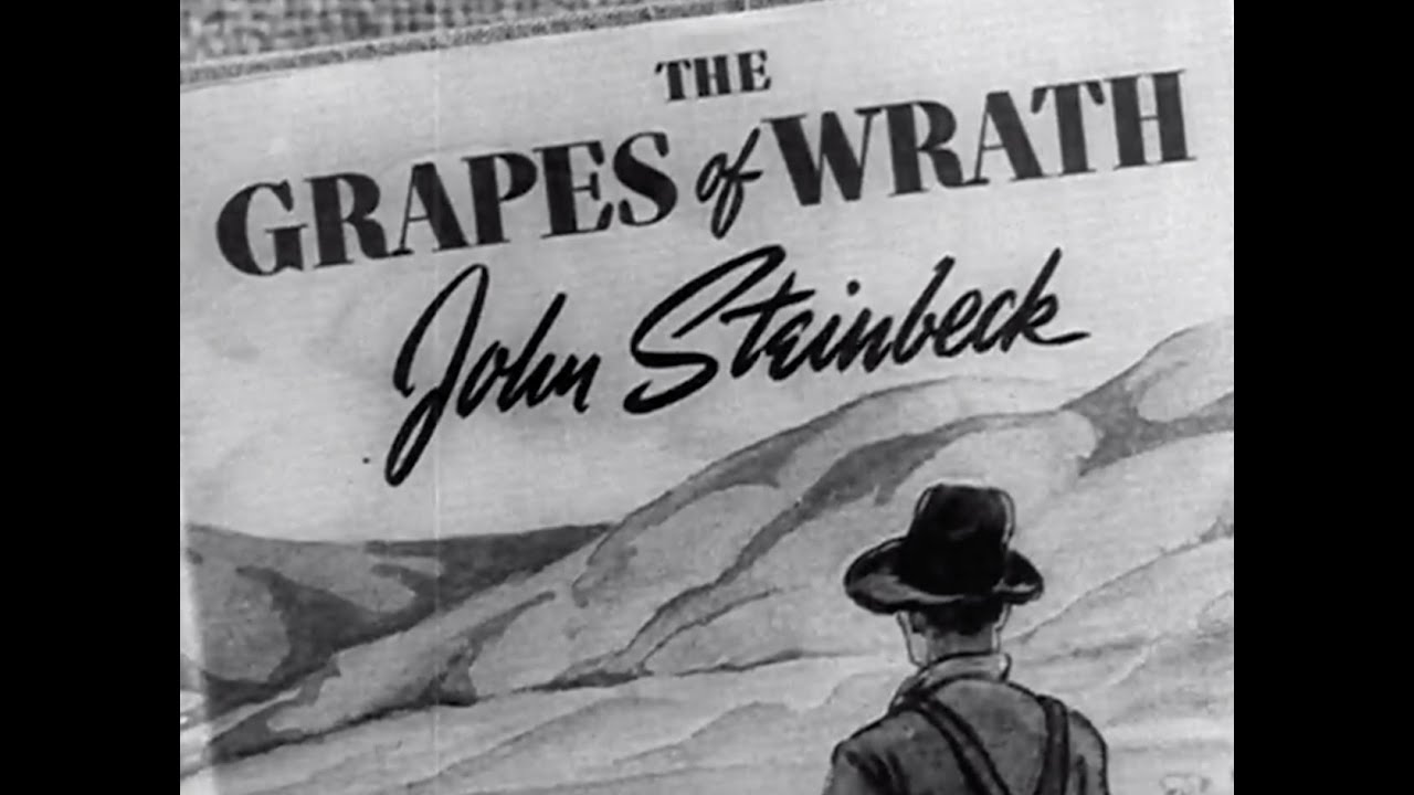 THE GRAPES OF WRATH ('40) - Original Trailer