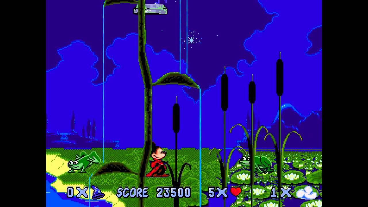 Beaucoup de jeux Super Nintendo utilisent le Mode 1. ( 3 vrais plans ) Maxresdefault