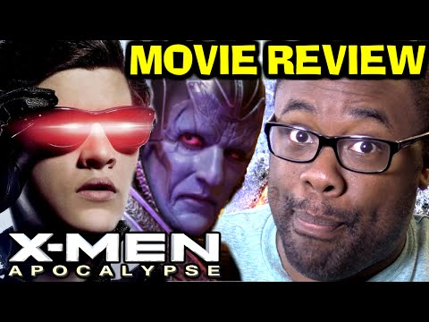 X-MEN APOCALYPSE Movie Review – NO SPOILERS