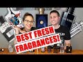 Top 10 Best Fresh Fragrances / Colognes Judged by Michelle!