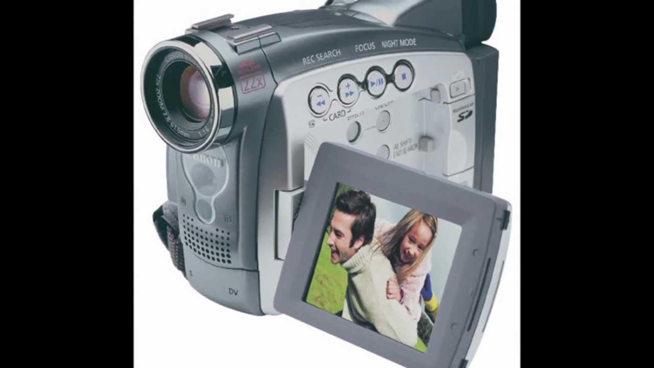 Canon DV camera MV750i Treiber Windows 7