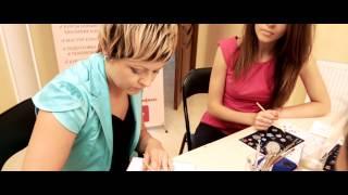 Курсы художественной росписи и дизайна ногтей в учебном цетре КАФО. Преподаватель Кауш Светлана