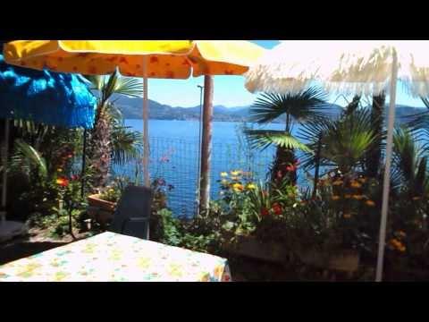 Garni La Scogliera Patrizia Micotti Cannero Riviera Verbania Lago Maggiore Italia