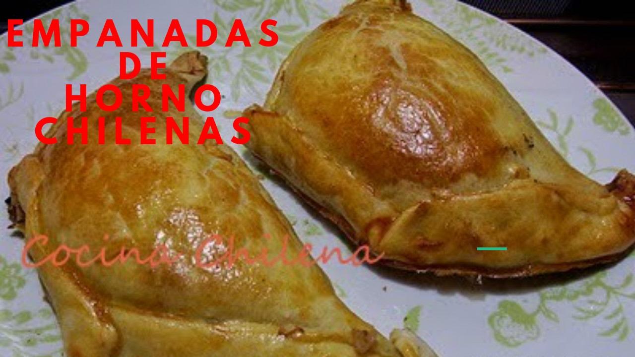 receta empanadas chilenas