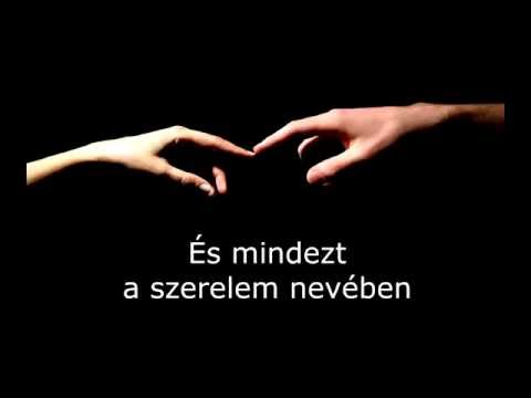 Martin Garrix & Bebe Rexha - In The Name Of Love magyar felirattal