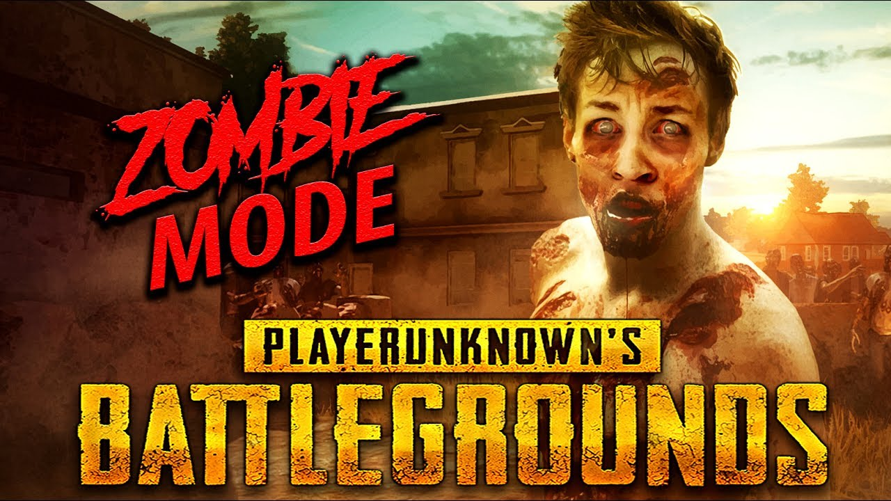 PUBG UPDATE Das Pure ZOMBIE SURVIVAL PLAYERUNKNOWNS BATTLEGROUNDS YouTube