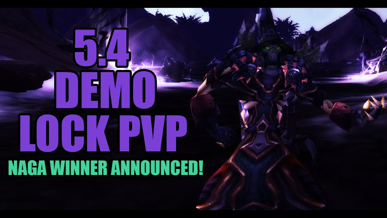 World of Warcraft: Demo Lock Ownage & Giveaway Winner - World of Warcraft: Demo Lock Ownage & Giveaway Winner