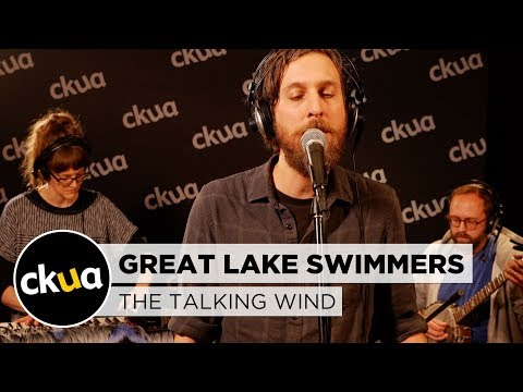 Great Lake Swimmers 'The Talking Wind' Live At CKUA
