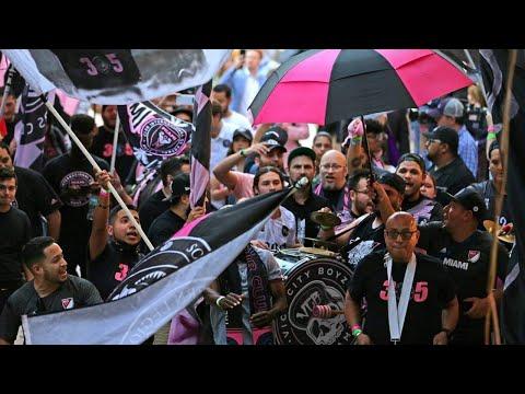 Inter Miami Stocks Roster During MLS Expansion Draft