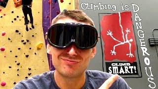 Indoor Rock Climbing Basics : Tips for Indoor Rock Climbing Holds