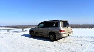 Subaru Forester SF5. АтмоДеД.