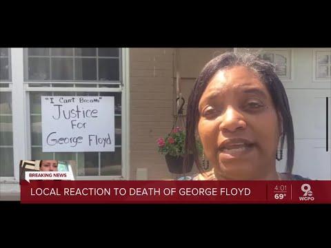 Justice for George: Cincinnatians plan to mourn man killed in Minneapolis