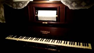 1928 Themola London Pianola - Tumbling Tumbleweeds