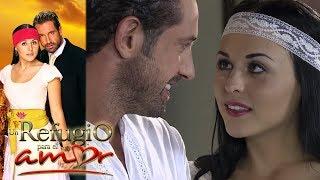 Un refugio para el amor - Capítulo 40: La boda de Luciana y Rodrigo | Tlnovelas
